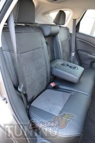 Автомобильные чехлы Хонда CR-V 4 (заказать Чехлы Honda CR-V 4)