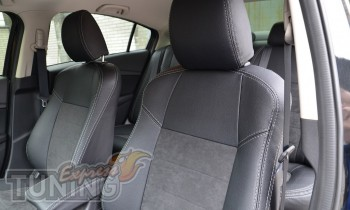 Автомобильные чехлы в салон Мазда 6 gj (Чехлы Mazda 6 gj)
