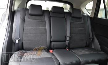 заказать Автомобильные чехлы Мазда СХ-5 (Чехлы Mazda CX-5)