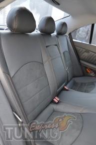 Автомобильные чехлы в салон Мерседес W211(Чехлы Mercedes W211)