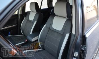 Автомобильные чехлы Сузуки Гранд Витара (Чехлы Suzuki Grand Vita