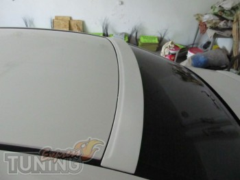Спойлер на стекло Мазда 3 GH, 2008-2012 (козырек Mazda 6 GH)