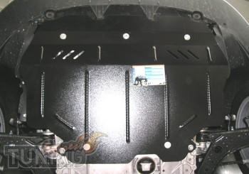 Защита двигателя Skoda Superb (защита картера Шкода Суперб)