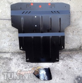 Защита двигателя Шкода Суперб 1 (защита картера Skoda Superb 1)