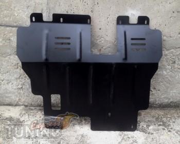 Защита двигателя Митсубиси Лансер 9 (защита картера Mitsubishi L