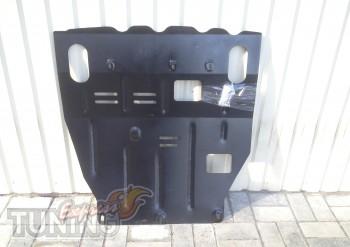 купить Защита двигателя Митсубиси Лансер 10 под бампер (защита к
