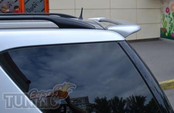 Купить спойлер на Mercedes Ml163 (задний козырек на Мерседес ML1