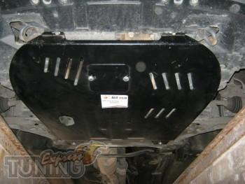 Защита двигателя Mitsubishi Outlander XL (защита картера Митсуби