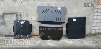 Защита двигателя Митсубиси Паджеро Спорт 2