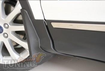 Брызговики на авто Форд Куга 2 (оригинальные брызговики Ford Kug