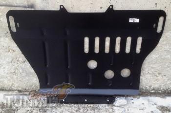Защита двигателя и кпп Пежо 607 (защита картера Peugeot 607)