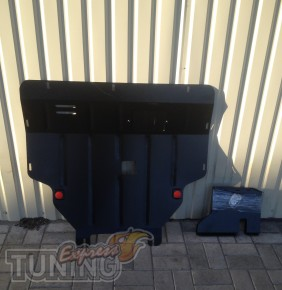 Защита двигателя Рено Трафик (защита картера Renault Trafic)