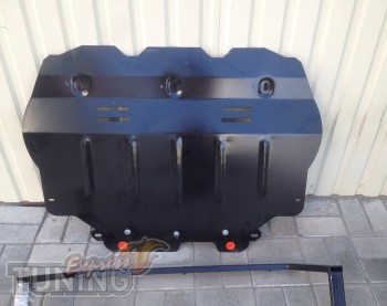 Защита картера Volkswagen Caddy (защита картера Фольксваген Кадд