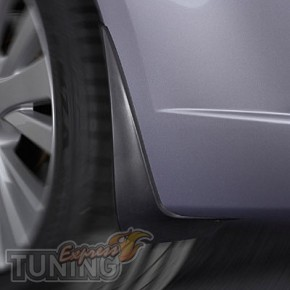 Брызговики Мазда 6 GH задние (оригинальные брызговики Mazda 6 GH