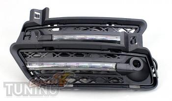 Дневные ходовые огни БМВ Х3 F25 (ДХО для BMW X3 F25 DRL)