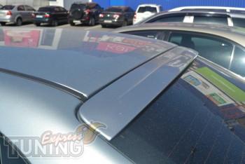 Спойлер на стекло Ford Focus 1 седан (козырек на стекло Фокус 1)