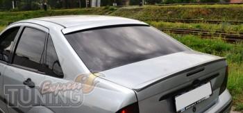 Оригинальный спойлер заднего стекла Форд Фокус 1