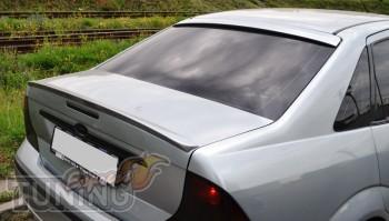 Тюнинг спойлер на багажник Ford Focus 1 седан