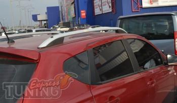 заказать Рейлинги Ниссан Кашкай (рейлинги на крышу Nissan Qashqa