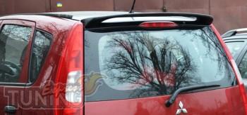 Спортивный спойлер для Mitsubishi Colt (фото ExpressTuning)
