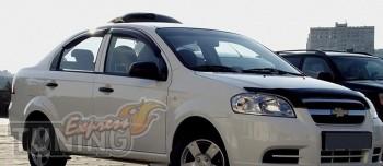 дефлектор на капот Chevrolet Aveo T250