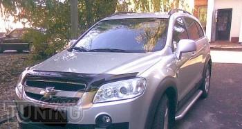 дефлектор на капот Chevrolet Captiva