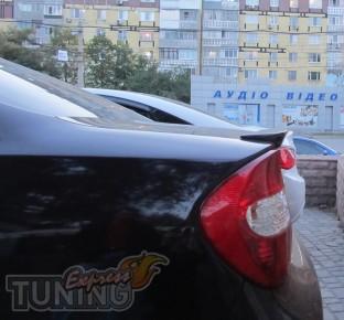 Купить оригинальный задний спойлер на багажник Toyota Camry 30 (