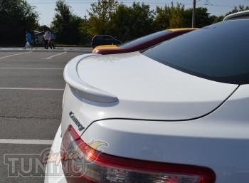 Тюнинг спойлер на багажник Toyota Camry V40 (купить спойлер для