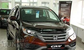 дефлектор на капот Honda CR-V 4