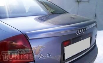 Спойлер на багажник для Audi A6 C5