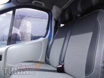 заказать Чехлы Опель Виваро (авточехлы на сиденья Opel Vivaro)