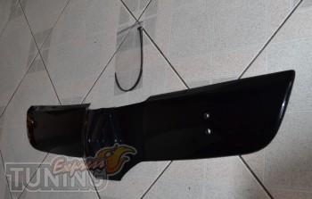 заглушка решетки радиатора Рено Трафик 2 (глянцевая решетка Rena