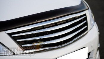 мухобойка Nissan Teana J32)