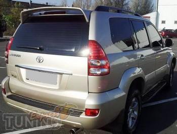 Фирменный спойлер для Toyota Prado 120 купить в ExpressTuning