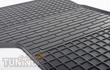 Коврики для Mitsubishi Lancer X (ковры салона Митсубиси Лансер 1