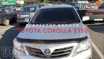 дефлектор капота Toyota Corolla E150