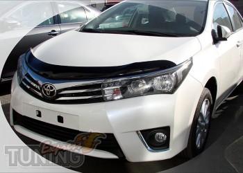 мухобойка Toyota Corolla E170