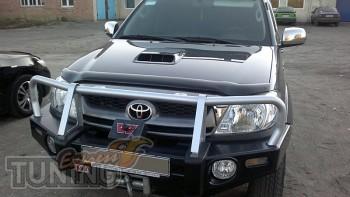мухобойка Toyota Hilux 7)