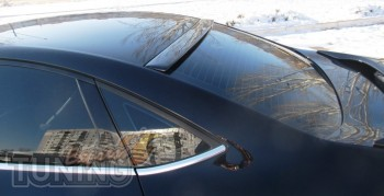 Спойлер бленда на стекло Форд Мондео 4 магазин ExpressTuning