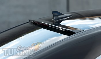 Спойлер на стекло Lexus LS460 (Козырек на Лексус LS460)