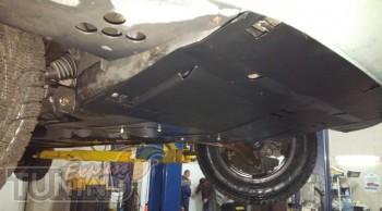 купить Защита двигателя Фольксваген Т6 (защита картера Volkswage