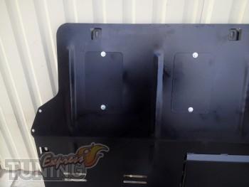 Защита двигателя в магазине expresstuning Фольксваген Т6 (защита