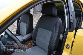 Чехлы Фольксваген Поло 5 седан (авточехлы на сиденья Volkswagen