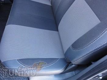 заказать Чехлы в автомобиля Тойота Хайлюкс (авточехлы на сиденья