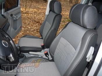 Чехлы Фольксваген Кадди (авточехлы на сиденья Volkswagen Caddy)