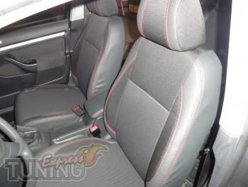 Чехлы Фольксваген Гольф 6 (авточехлы на сиденья Volkswagen Golf