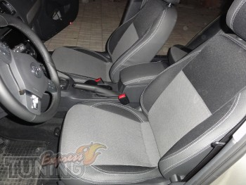 Чехлы Фольксваген Джетта 6 (авточехлы на сиденья Volkswagen Jett