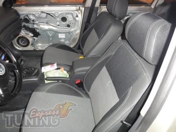 Чехлы Фольксваген Пассат Б5 (авточехлы на сиденья Volkswagen Pas