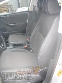 Чехлы Фольксваген Пассат Б6 (авточехлы на сиденья Volkswagen Pas