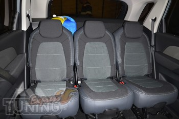 авточехлы на сиденья Citroen C4 Picasso 2